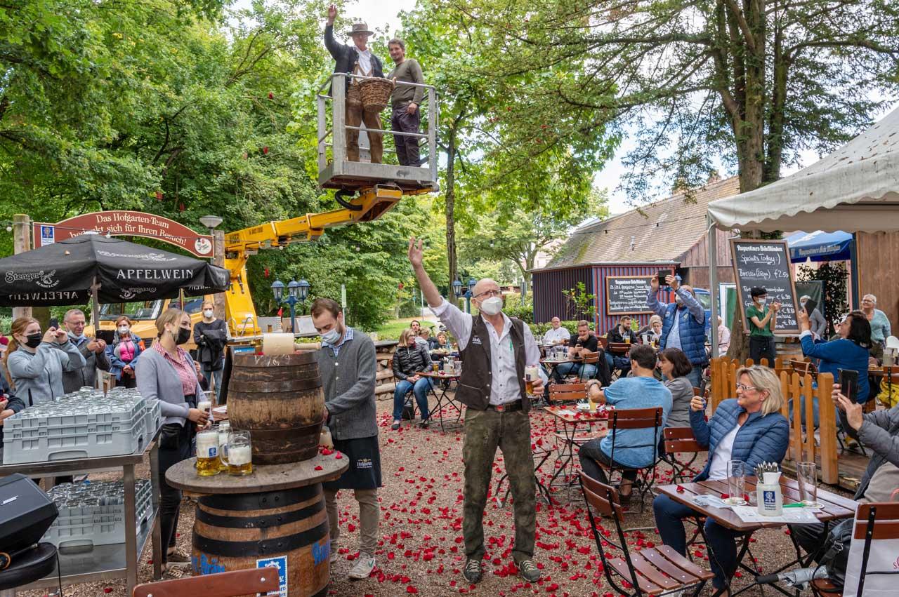 5+ Jahre Hofgarten Wirtshaus & Biergarten